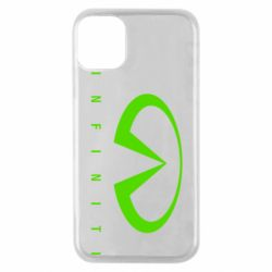 Чехол для iPhone 11 Pro Infiniti