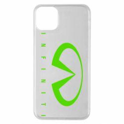 Чехол для iPhone 11 Pro Max Infiniti