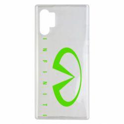 Чехол для Samsung Note 10 Plus Infiniti