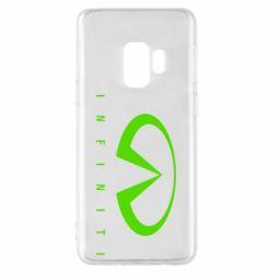 Чехол для Samsung S9 Infiniti