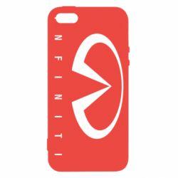 Чехол для iPhone5/5S/SE Infiniti