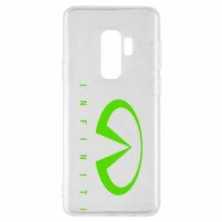 Чехол для Samsung S9+ Infiniti
