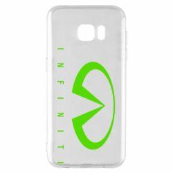 Чехол для Samsung S7 EDGE Infiniti