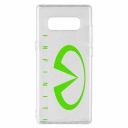Чехол для Samsung Note 8 Infiniti