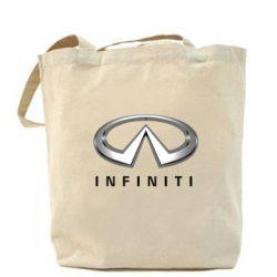 Сумка Infinity Logo 3D - FatLine