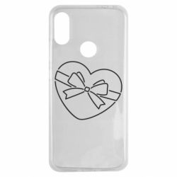 Чехол для Xiaomi Redmi Note 7 Heart with a bow