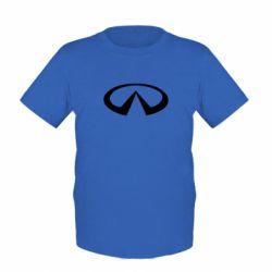 Детская футболка Infinity - FatLine