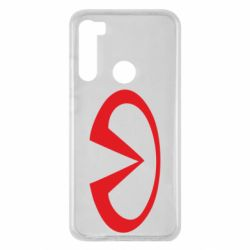 Чохол для Xiaomi Redmi Note 8 Infinity