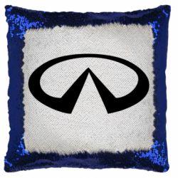 Подушка-хамелеон Infinity