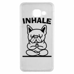 Чохол для Samsung A3 2016 Inhale