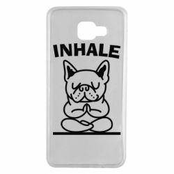 Чохол для Samsung A7 2016 Inhale