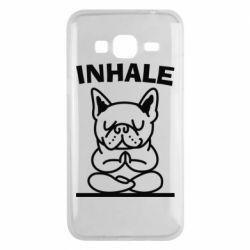Чохол для Samsung J3 2016 Inhale