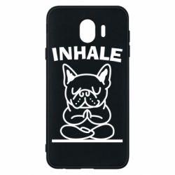Чохол для Samsung J4 Inhale