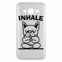Чохол для Samsung J5 2015 Inhale