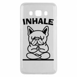 Чохол для Samsung J5 2016 Inhale
