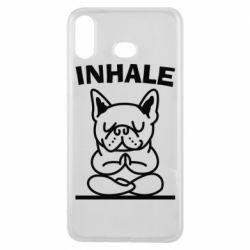 Чохол для Samsung A6s Inhale