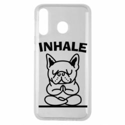 Чохол для Samsung M30 Inhale