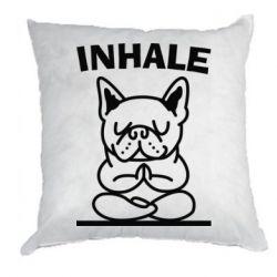 Подушка Inhale