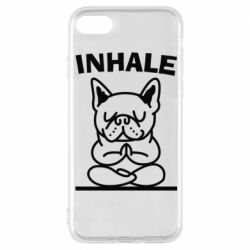 Чохол для iPhone 8 Inhale