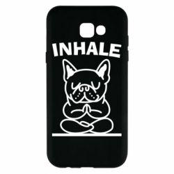 Чохол для Samsung A7 2017 Inhale