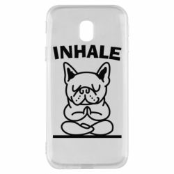 Чохол для Samsung J3 2017 Inhale