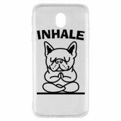 Чохол для Samsung J7 2017 Inhale