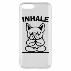 Чохол для Xiaomi Mi6 Inhale