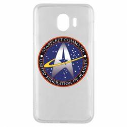Чохол для Samsung J4 Inited Federation of Planets