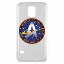Чохол для Samsung S5 Inited Federation of Planets