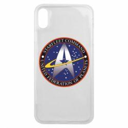 Чохол для iPhone Xs Max Inited Federation of Planets