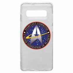 Чохол для Samsung S10+ Inited Federation of Planets