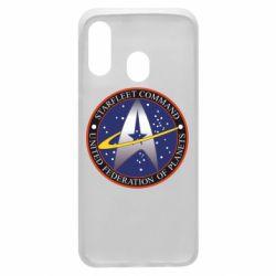 Чохол для Samsung A40 Inited Federation of Planets