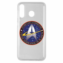 Чохол для Samsung M30 Inited Federation of Planets