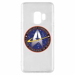 Чохол для Samsung S9 Inited Federation of Planets