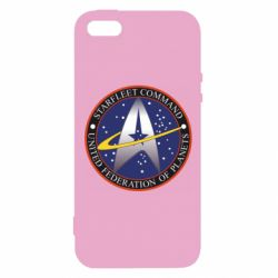 Чохол для iphone 5/5S/SE Inited Federation of Planets