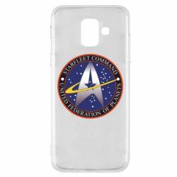 Чохол для Samsung A6 2018 Inited Federation of Planets
