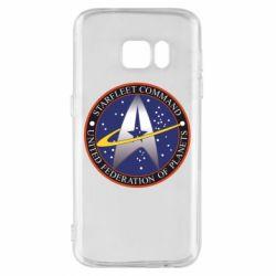 Чохол для Samsung S7 Inited Federation of Planets
