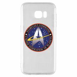 Чохол для Samsung S7 EDGE Inited Federation of Planets