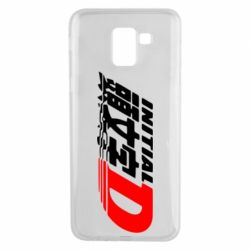 Чохол для Samsung J6 Initial d fifth stage