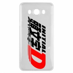 Чохол для Samsung J7 2016 Initial d fifth stage