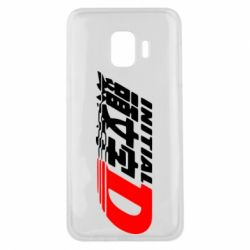 Чохол для Samsung J2 Core Initial d fifth stage