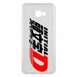 Чохол для Samsung J4 Plus 2018 Initial d fifth stage