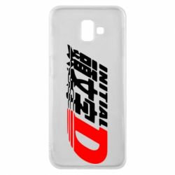 Чохол для Samsung J6 Plus 2018 Initial d fifth stage