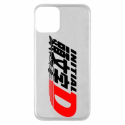 Чохол для iPhone 11 Initial d fifth stage