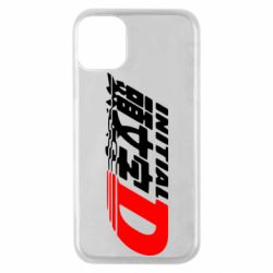 Чохол для iPhone 11 Pro Initial d fifth stage