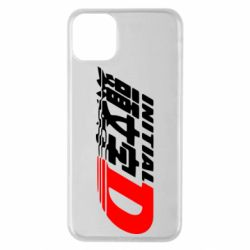 Чохол для iPhone 11 Pro Max Initial d fifth stage