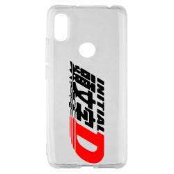 Чохол для Xiaomi Redmi S2 Initial d fifth stage