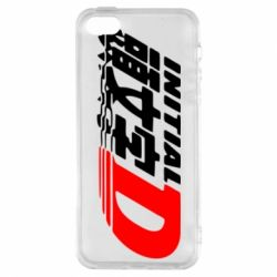 Чохол для iphone 5/5S/SE Initial d fifth stage