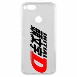 Чохол для Xiaomi Mi A1 Initial d fifth stage