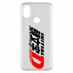 Чохол для Xiaomi Mi A2 Initial d fifth stage